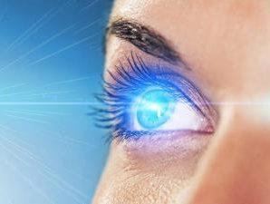 Как происходит лечение глазного заболевания лазером