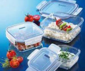 Не разогревайте еду в пластиковых контейнерах!