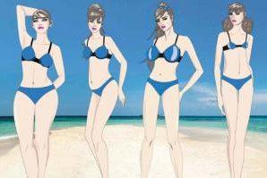 Летний лайфхак: как выбрать купальник по фигуре