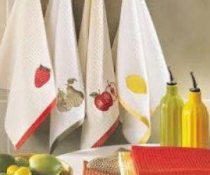 Кухонные полотенца могут привести к пищевому отравлению