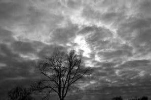 Пасмурная погода вредит мозгу и психике