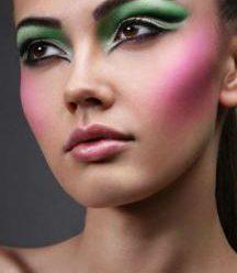 Что такое подиумный макияж и в чем его особенности