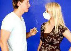 Пассивное курение повышает риск мертворождений